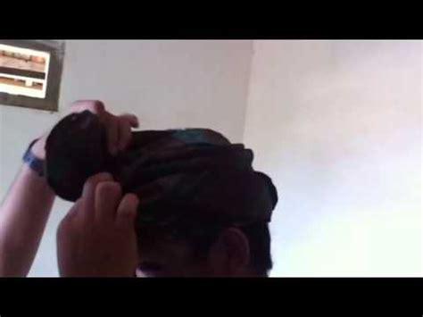 Iket Bali Praktis Udeng Ms1717 udeng videolike