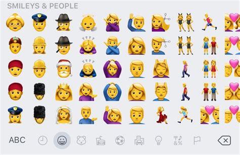 emoji ios 10 apple a 241 ade nuevos emojis en la beta de ios 10 para