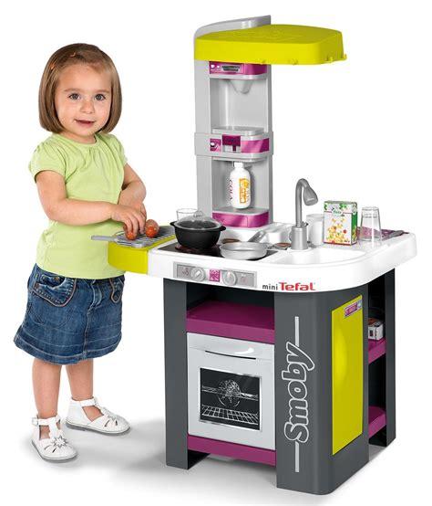 jouet cuisine smoby smoby 024128 jeu d imitation tefal cuisine studio