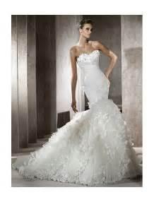 mermaid wedding dress with 16 amazing mermaid wedding dresses