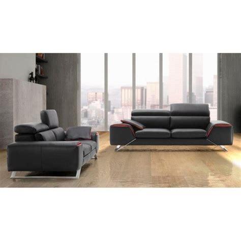 canapé cuir home salon canape cuir italien haut gamme meubles de salon design