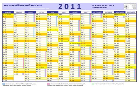 Calendrier Aout 2011 Calendrier 2011