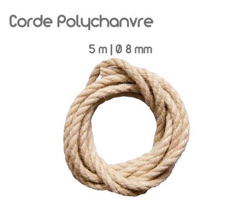 Attacher Un Hamac by Corde Poly Chanvre 5 M Pour Attacher Un Hamac Escuderos