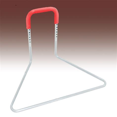 freedom bed grab bar height adjustable jba506 68 equipment hire