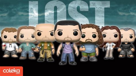 Funko Pop Promotion Set Lost figurines funko pop quot lost quot 2017