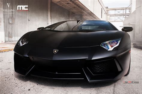 Lamborghini Ride Lamborghini Aventador Rides On Vellano Wheels Autoevolution