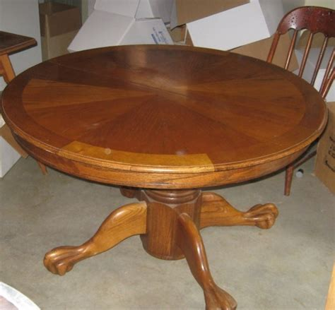 48 dining table with leaf