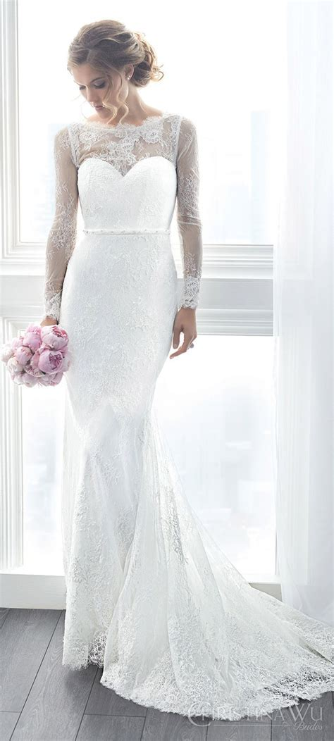 Best 10  Winter wedding dresses ideas on Pinterest