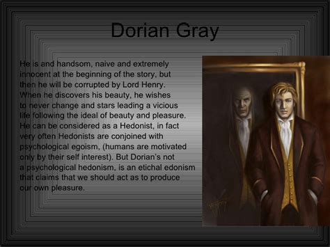 The Picture Of Dorian Gray 5 the picture of dorian gray