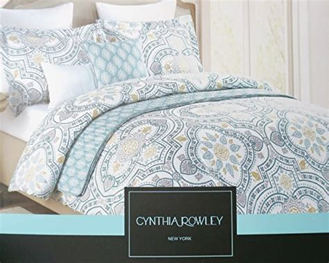 cynthia rowley duvet cover ornate boteh paisley medallion
