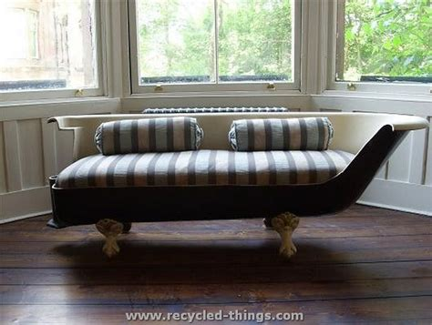 bathtub furniture upcycled furniture ideas recycled things