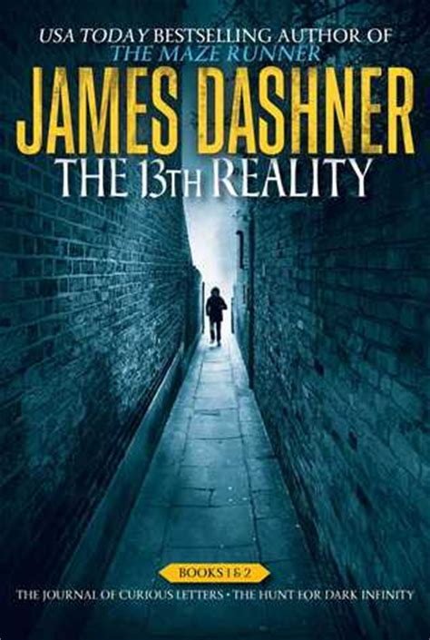 the 13th reality series books the 13th reality the journal of curious letters the
