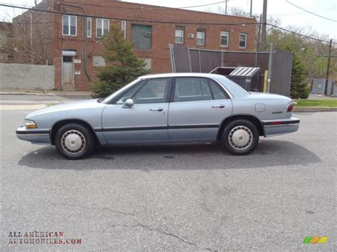 how make cars 1994 buick coachbuilder electronic valve timing 1994 buick lesabre custom in light adriatic blue metallic photo 9 464211 all american