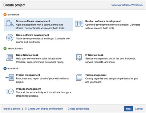 Optimizing Jira Project Creation Through Templates And Shared Schemes 6kites Jira Project Templates