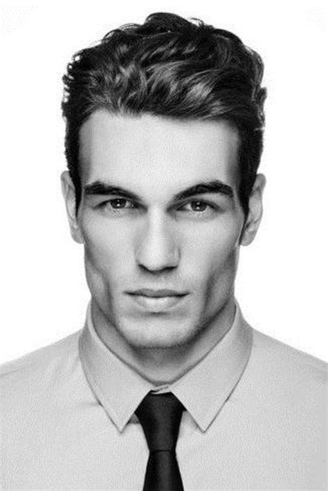 wavy curly hair widows peak 30 easy widows peak hairstyles for men 2017 hairstylevill