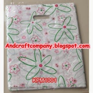 Kantong Plastik Soft Handle Motif Batik Hd Pe Uk 23x25 Isi 50 jual pelastik motif and s crafts