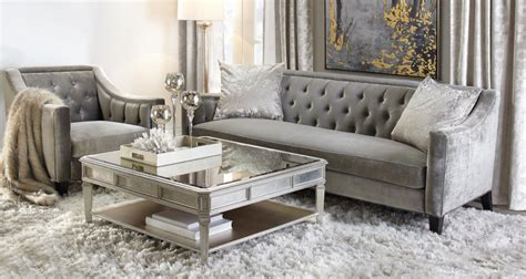 chic living room furniture