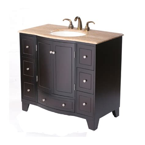 40 inch bathroom vanities 40 inch deni vanity