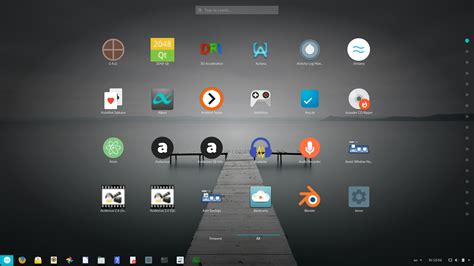 Gnome Top Bar by Dash To Panel Is A Cool Icon Taskbar For Gnome Shell Web Upd8 Ubuntu Linux