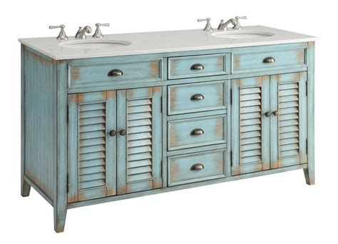 blue bathroom furniture chans furniture cf 88323bu 60 abbeville 60 inch distressed blue bathroom double sink