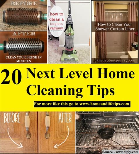 home cleaning tips 20 next level home cleaning tips home and life tips