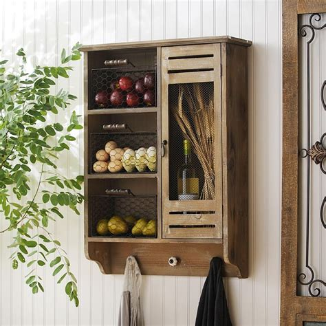 bathroom wall cabinet with baskets 1000 images about farmhouse style on pinterest word