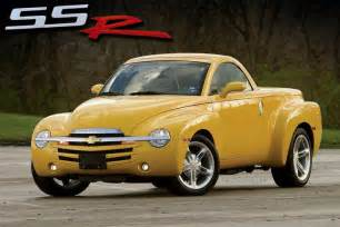 all car collections chevy ssr