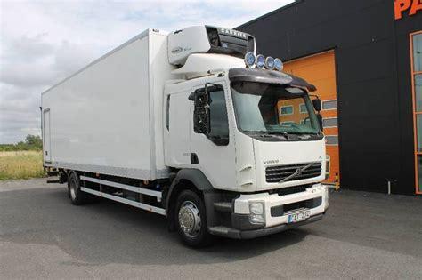 volvo truck fl volvo fl 280 4x2 refrigerator truck from sweden for sale