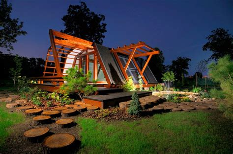 sustainable house cool design for a self sustainable home soleta