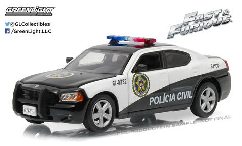 Greenlight 1 43 Dodge Charger The Fast And The Furius 2001 Promo greenlight 1 43 fast furious sao paulo 2006 dodge
