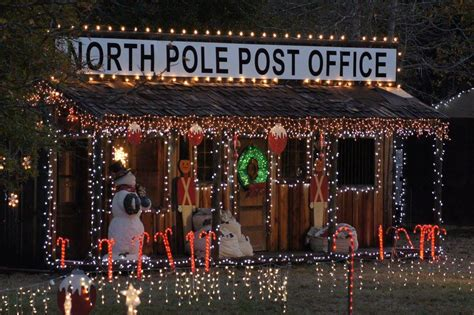 Pole Post Office by About The In Alvin All Aboard