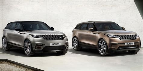 2018 range rover velar price 2018 range rover velar goes official australian pricing