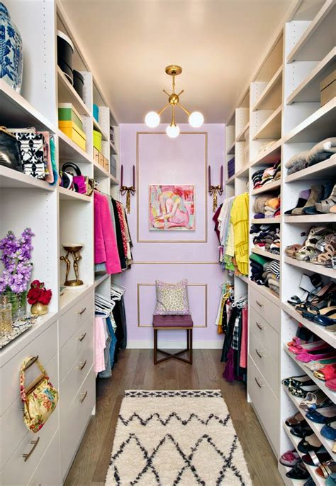 Closet Challenge by One Room Challenge Reveal Walk In Closet Mimosa