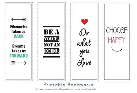 printable bookmarks with quotes cute printable bookmarks with quotes larissanaestrada com