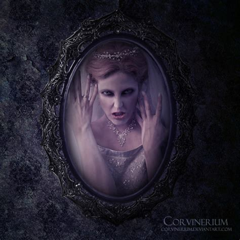 on the wall mirror mirror on the wall by corvinerium on deviantart