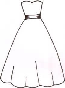 Free Wedding Dress Stencil » Ideas Home Design