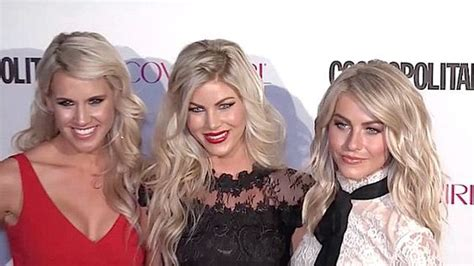 katherine houghs sister sharee hough julianne hough and her sisters katherine and sharee hough