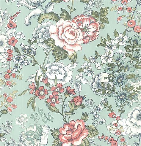 wallpaper for walls in raipur raipur floral by albany aqua wallpaper direct