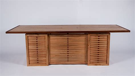 woven desk by bryan jernigan on furniture served