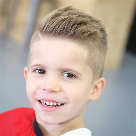 Lil Boy Hairstyles by Cool Boy Haircuts 2017 Style By Modernstork