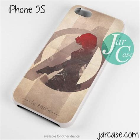 Black Widow For Iphone 6 6 black widow the assasin phone for iphone 4 4s 5 5c 5s