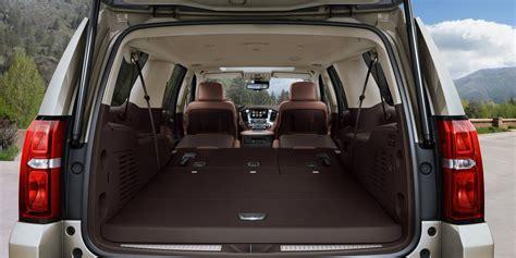 chevrolet suburban 8 seater 2015 gmc yukon 3rd row flat folding seats youtube