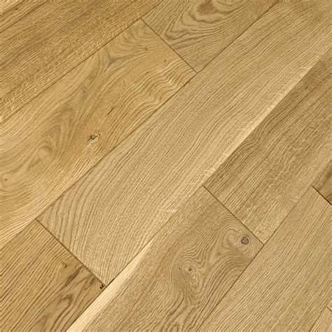 natural brushed and oiled solid oak wood flooring 18mm