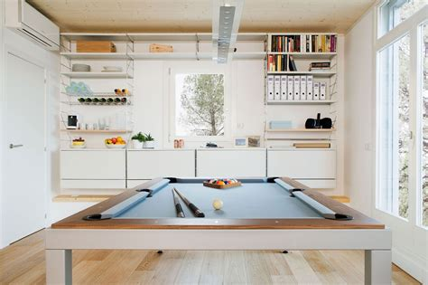 pool table kitchen table combo this kitchen has a dining pool table combo