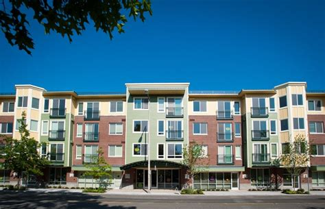 Apartments In Wedgwood Seattle Wood Partners Sells Jasper By Alta Community In Wedgwood