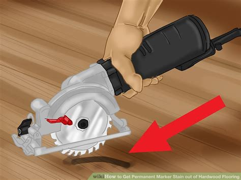 Hardwood Floor Marker by 5 Easy Ways To Get Permanent Marker Stain Out Of Hardwood