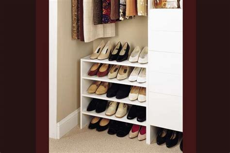 Shoe Solutions For Closets by Elite Closets Shoe Solutions
