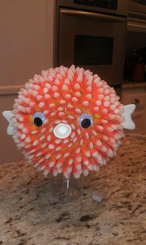 puffer fish craft 18 best images about puffer fish birthday party on