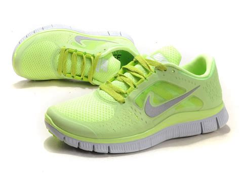 neon green nike shoes s nike free run 3 in neon green shoes sale cheap