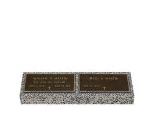 Memorial Vase For Graves Companion Bronze Grave Markers Lovemarkers Com